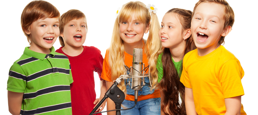 Children Voiceover Artists